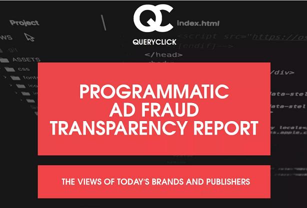 Programmatic ad fraud report - small